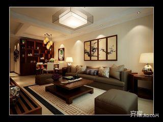 90平的中式装修 却装出了豪宅的效果