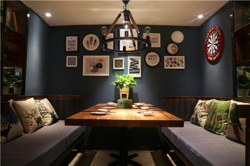 餐饮店装修常见设计事项 营造舒适温馨的用餐环境图片