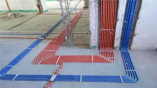 房屋装修施工流程:水电改造 水电路改造和主体的修改新建其实是相辅