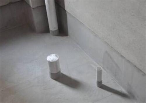 洗手间防水施工步骤及注意事项