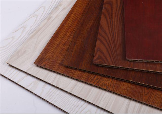 竹木纤维集成墙板厂家新格局 集成墙板好不好图片