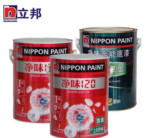 乳胶漆品牌排行 什么牌子的乳胶漆好