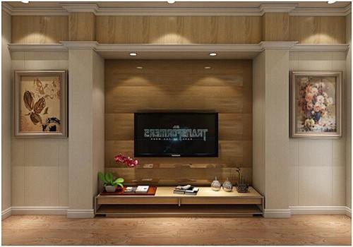 集成墙面电视背景墙效果图集成墙面有什么优点v图片