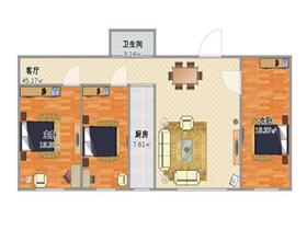 如何装修三室一厅   装修三室一厅应注意什么