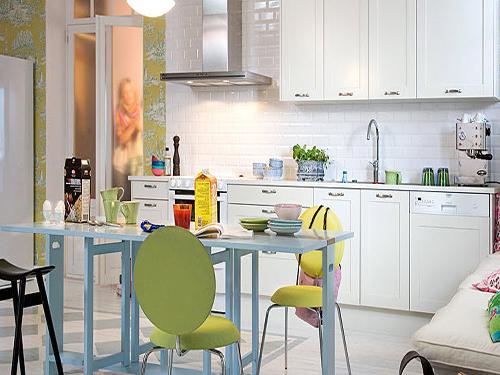 80平米装修效果图大全,小户型厨房设计案例赏析