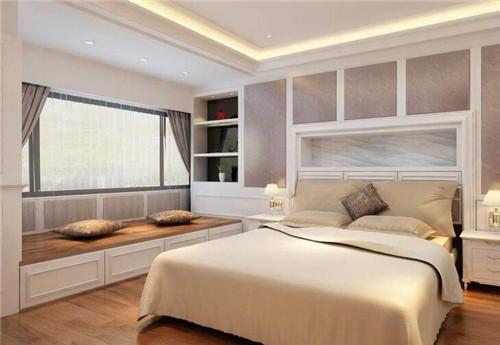 主卧装修效果图大全 打造优雅舒适的睡眠空间
