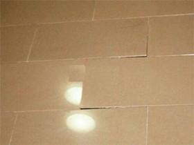 地板砖空鼓的原因  地板砖空鼓的危害及处理方法