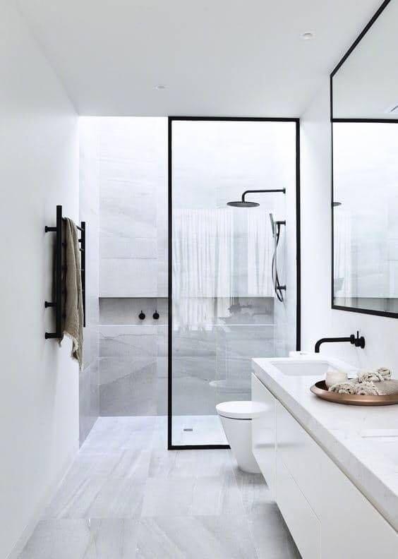 浴室装修案例