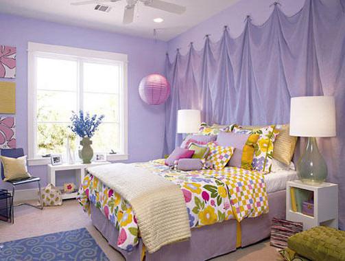 民族风的卧室设计,温馨又有踏实感