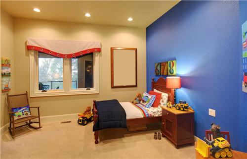 儿童房适合什么颜色 儿童房颜色搭配有哪些技巧