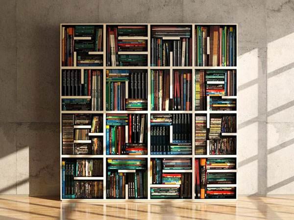 小书柜图片大全 购买书柜需要注意哪些方面图片