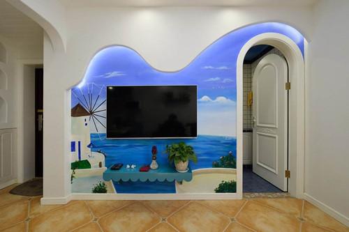 爱典集成墙饰:背景墙多少钱 不同款式电视背景墙推荐图片