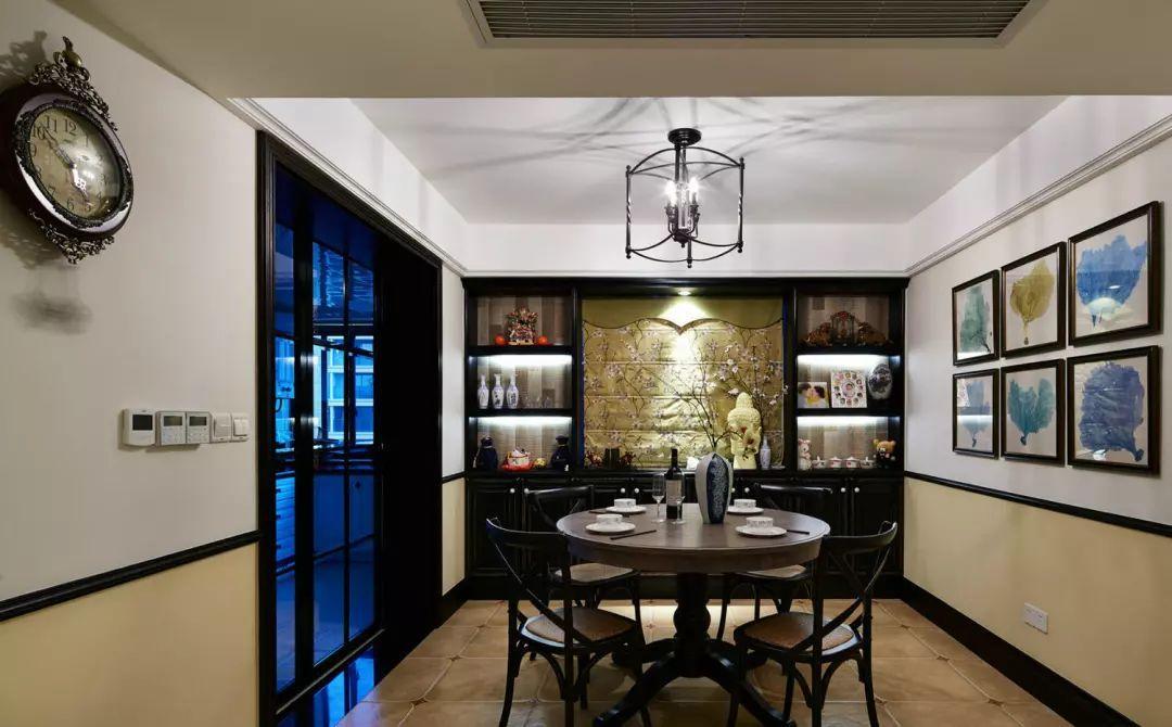 家居起居室v书房书房装修1080_670大理石背景墙欧式装修效果图2015款图片
