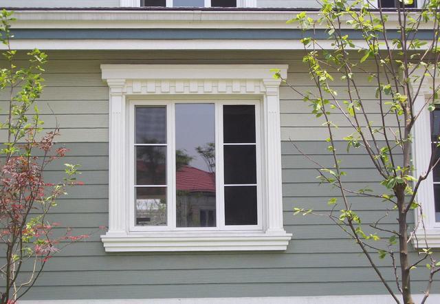 外墙石材窗套的样式,风格,特点等花样比较多,接下来就介绍几款好看的