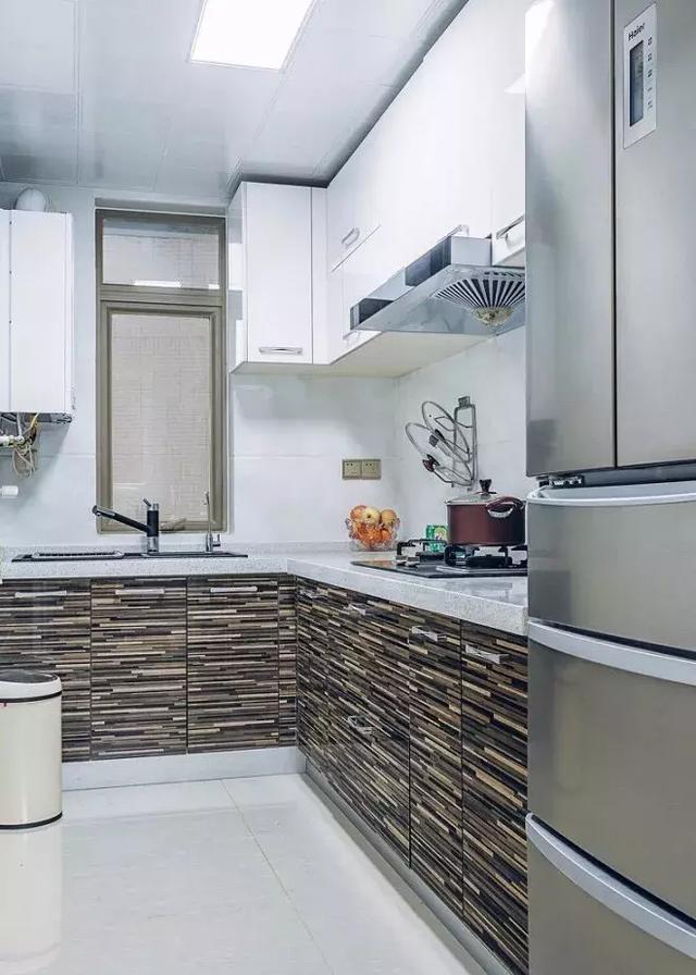 最适合小户型厨房的装修样式,保证完全利用你家空间