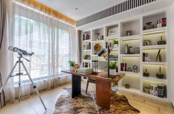 常见的书柜样式有哪些 六款精美的书柜样式图片欣赏图片
