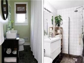 卫生间太小怎么装修 4个让卫生间变大的妙招