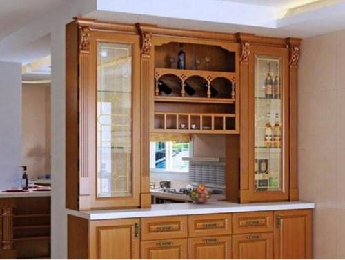 隔断酒柜的设计技巧 3款酒柜隔断效果图鉴赏