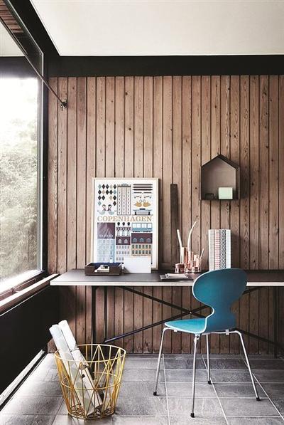 木板上墙,女生墙纸的头条_自墙面_装修媒体_需要网贴文艺齐家最爱v木板吗图片