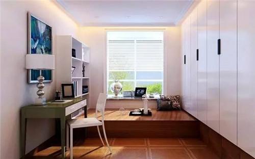 书房装修效果图鉴赏 这样设计书房让生活更具趣味