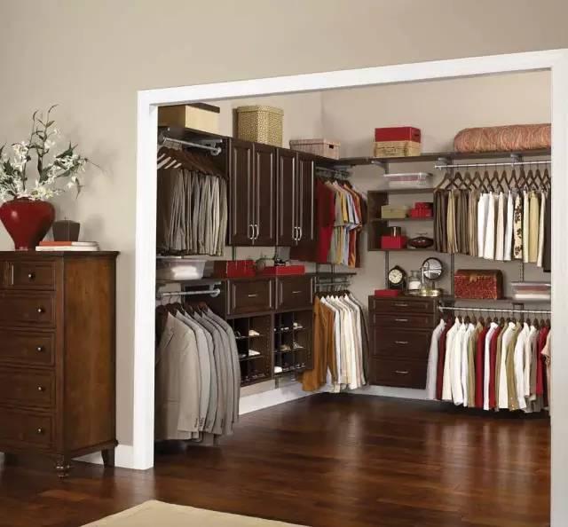 干货|定制衣柜如何设计尺寸及功能分区?