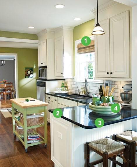 厨房装修攻略:50条厨房装修经验