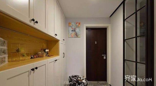 6平米独立玄关设计