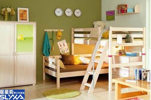 星星索儿童家具好不好 购买儿童家具注意事项