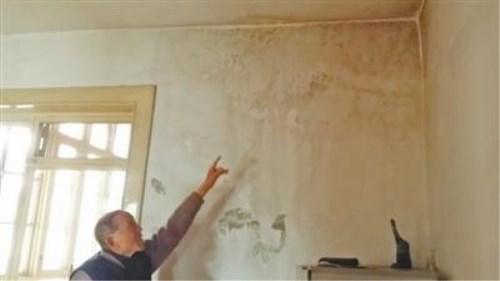 墙上发霉怎么清理干净 用任何一招都能立马见干