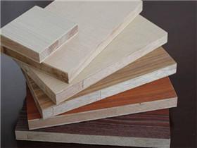 实木多层板和实木颗粒板哪个好  家居两大常用板材性能对比