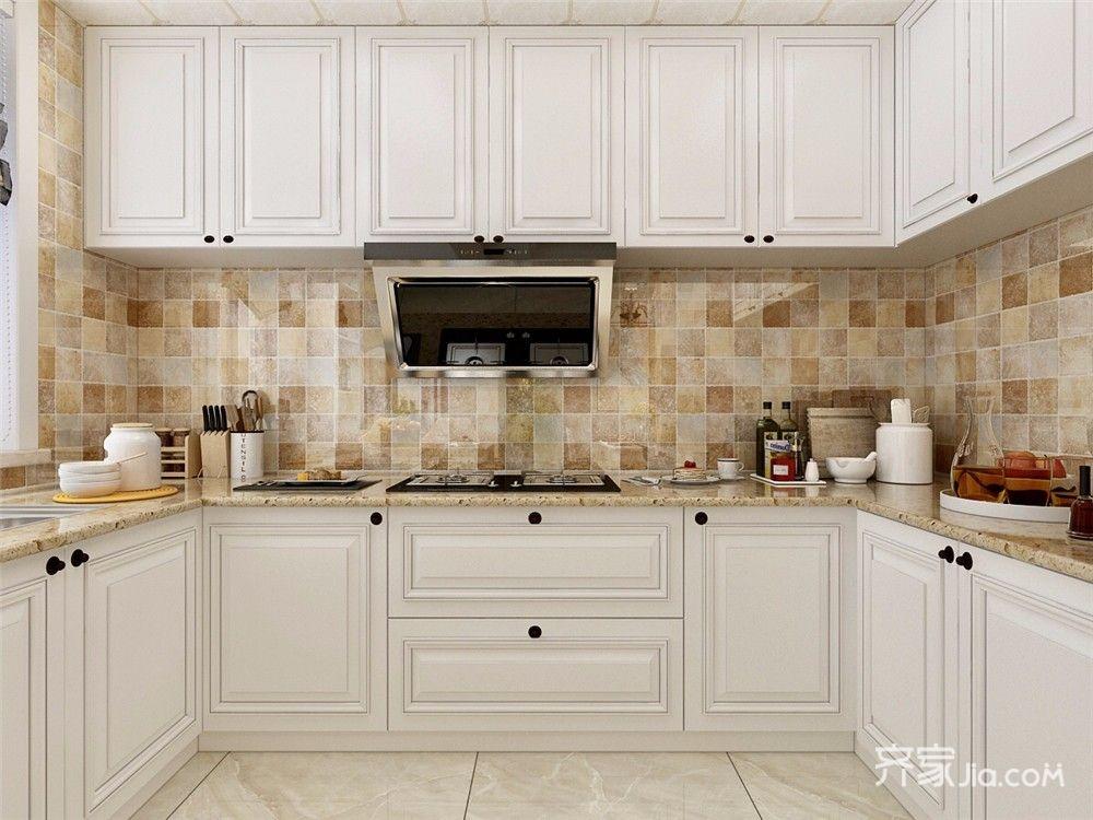 简单厨房图片大全 简单客厅照片真实照