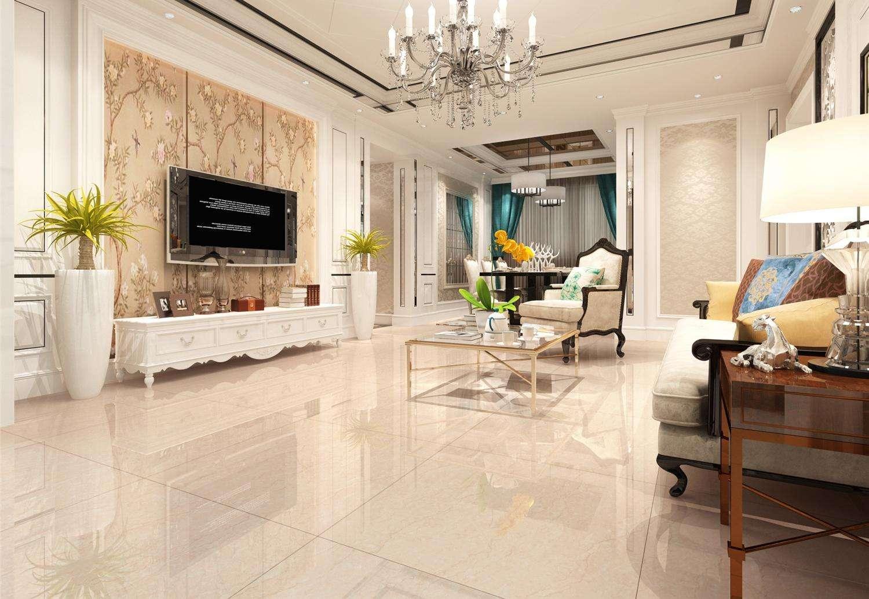 而客厅地面又是客厅装修的重中之重,那么 现在客厅流行什么地砖呢?