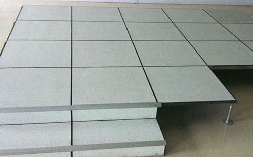 别墅装修设计|防静电地板怎么铺 放静电地板铺贴要求