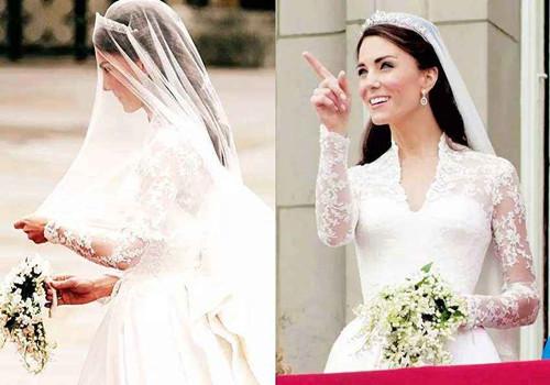 世上最美的婚纱有哪些 世上最美婚纱排行榜