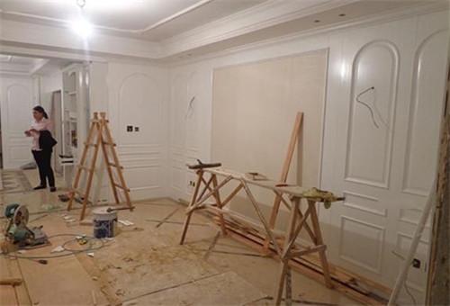 装修房子的步骤 看完让你装出好房子_施工流程_学堂