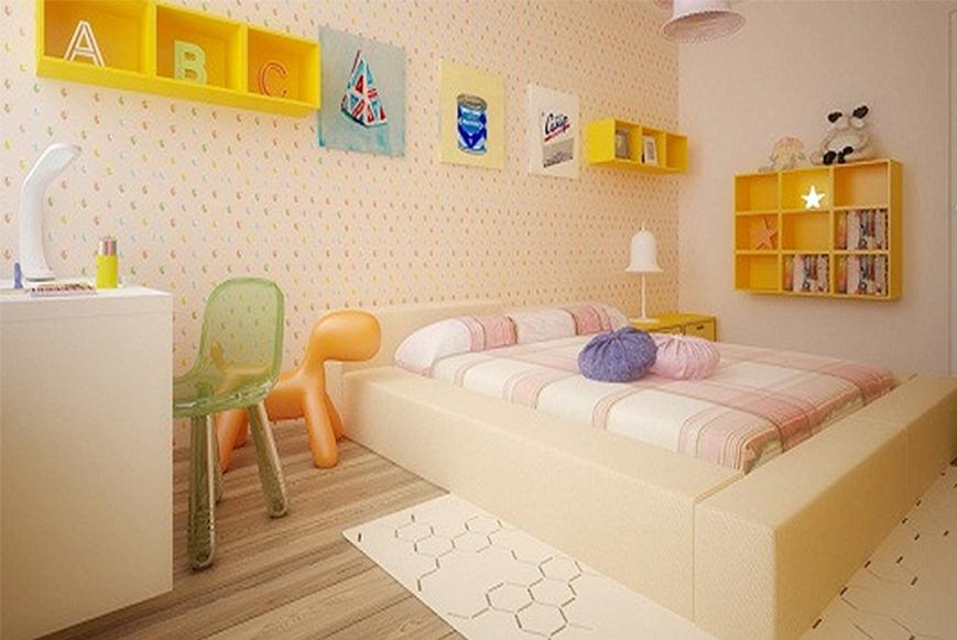 儿童房设计细节