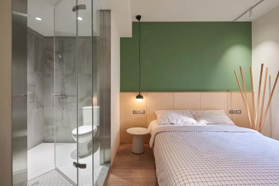 卧室厕所设计效果图