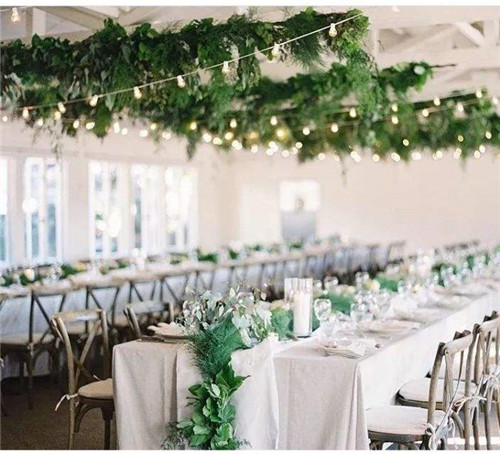 森系婚礼布置效果图 布置婚礼要注意的哪些问题
