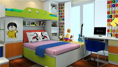 小户型儿童房怎么设计 儿童房装修要注意什么