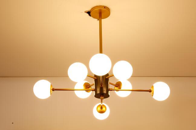 灯具图片大全 五种常见客厅吊灯款式介绍