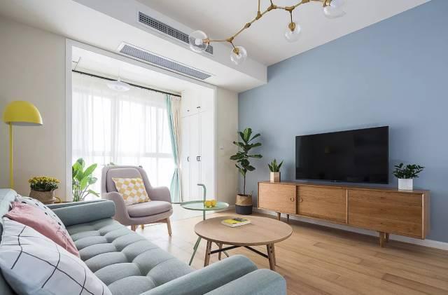 客厅装修颜色搭配_客厅墙颜色搭配技巧,四招助你打造一个多彩多_成都装修公司 ...