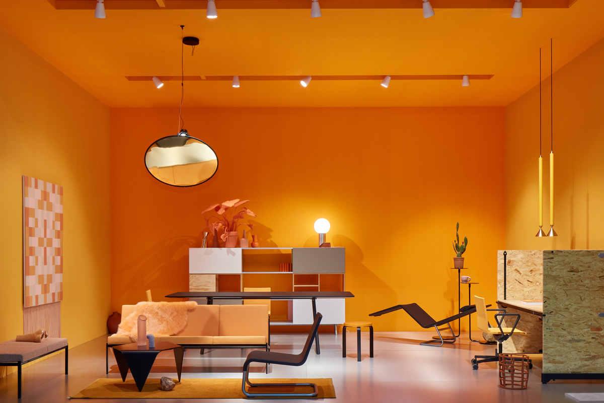 2019室内色彩趋势 米兰设计周