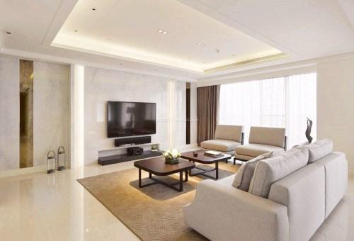 电视墙装修图欣赏 6款让你家客厅不再单调的设计
