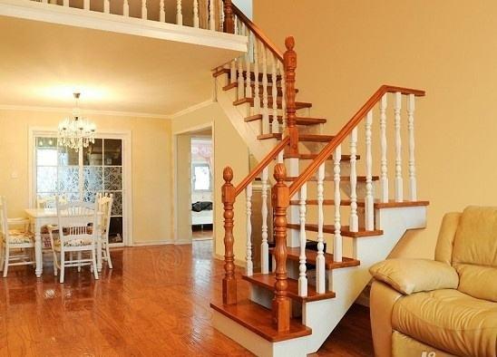 楼梯色采选哪一种都雅 六大楼梯色采保举