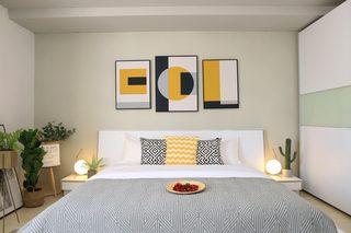 一居室北欧简约风公寓装修设计图