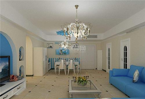 10平米客厅装修效果图 超小客厅如何装修