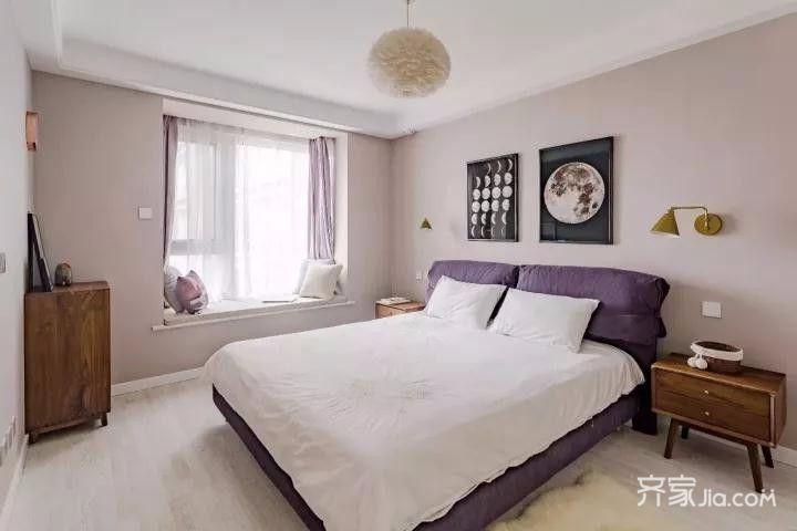 背景墙 房间 家居 酒店 起居室 设计 卧室 卧室装修 现代 装修 720_48