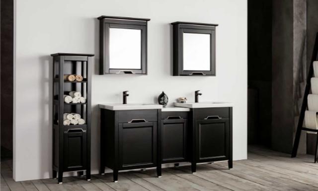 """也就是在淋浴房的四周,设计成排水槽,""""口""""字型排水设计,如果可以的话"""