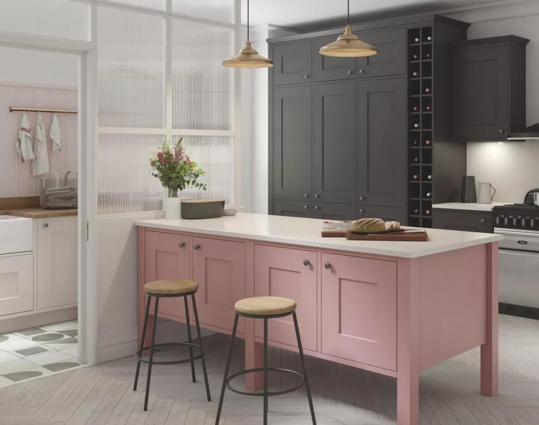 面积小于10㎡的小厨房的设计之道