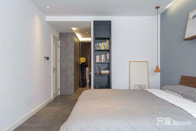 5万138平米欧式三居室装修效果图,常规小三室装修